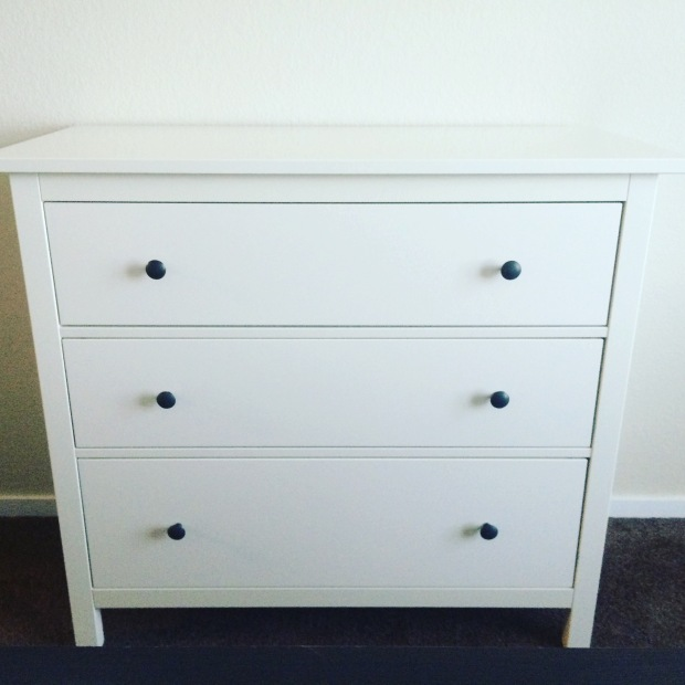 IKEA and I: Assembling a Life Alone. How to find the strength and determination to build IKEA furniture (and a deliberate, happy life) by yourself. Seen here: IKEA Hemnes 3-drawer dresser in white