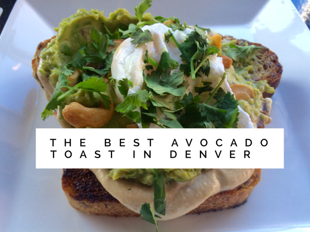 BLACK EYE COFFEE in CAP HILL: Arguably the best avocado toast in Denver. Eating in Denver, Denver Colorado restaurants, healthy eating, health breakfast recipes