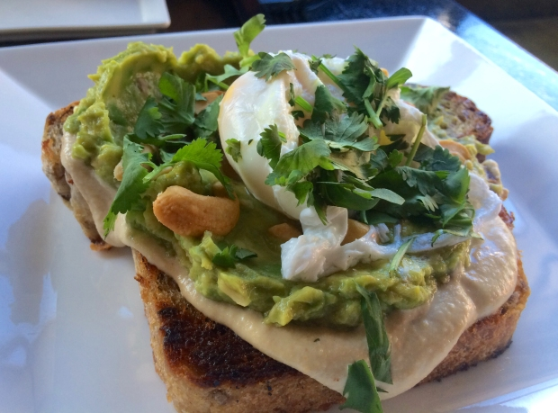 The best avocado toast in Denver