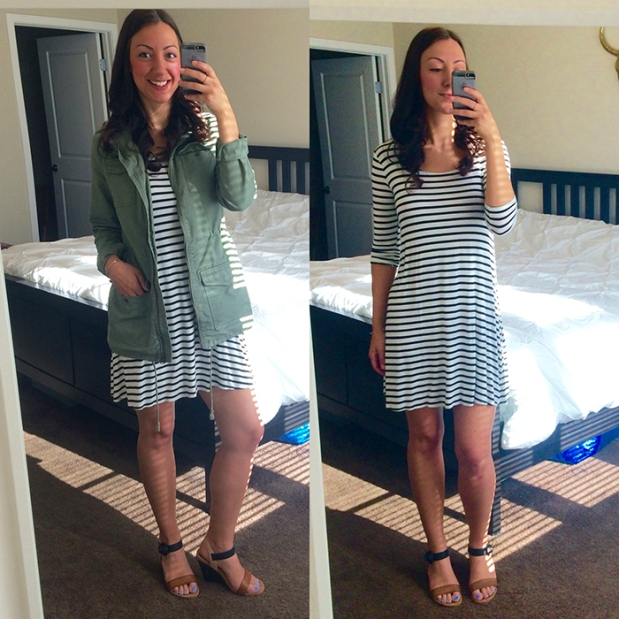 Outfits of the Week Recap: Monday morning no laundry day. Style, fashion, shopping, clothing, clothes, Stitch Fix