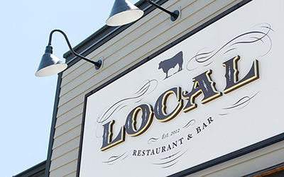 The Local Restaurant & Bar, Jackson Hole, Wyoming