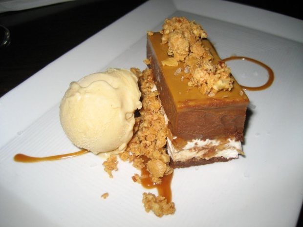 Mexican Bar dessert from Zengo Denver's new menu | THE REAL LIFE food, restaurants, Denver, foodie, Colorado eats