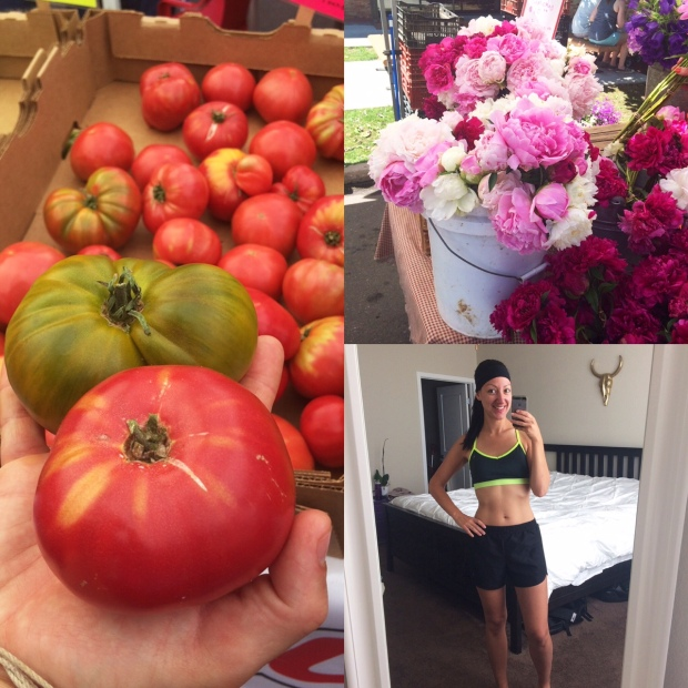 Running and then Shopping at the South Pearl Street Farmers Market in Denver, Colorado | THE REAL LIFE blog | lifestyle, food, recipes, foodie, fitness, running, exercise, healthy, organic, local food