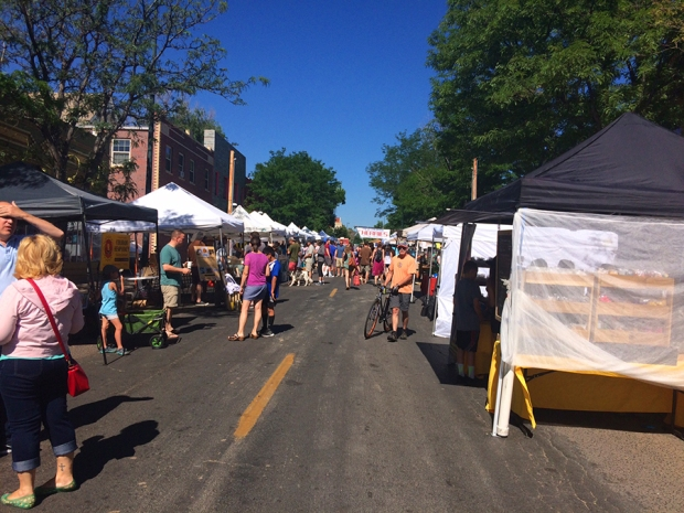Highlands Farmers' Market Denver
