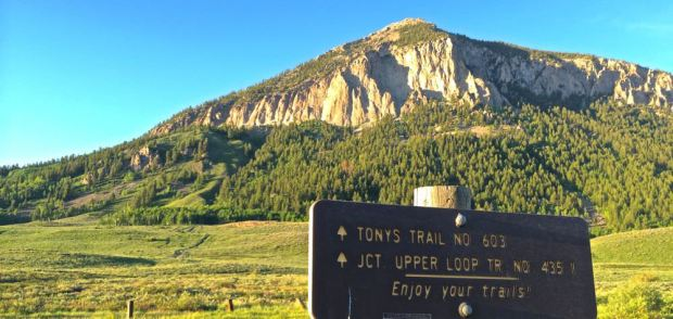 Travel Crested Butte | Trail running the Upper Loop Trail