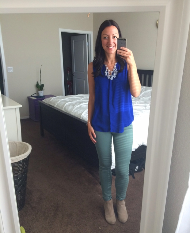 Outfits of the Week | THE REAL LIFE Blog | fashion, fitness, lifestyle, food, foodie, running, clothes, style, shopping, thrifty, Denver Colorado