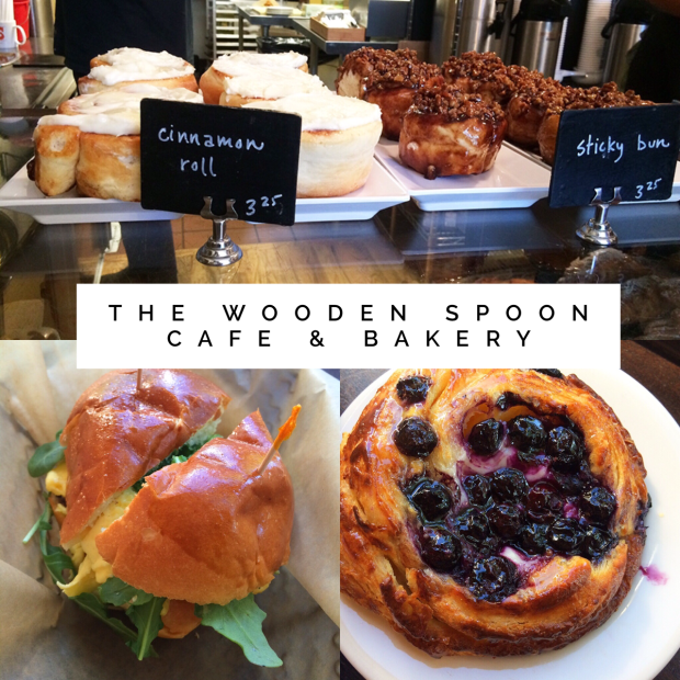 BRUNCH IN THE DENVER HIGHLANDS: The Wooden Spoon Cafe and Bakery