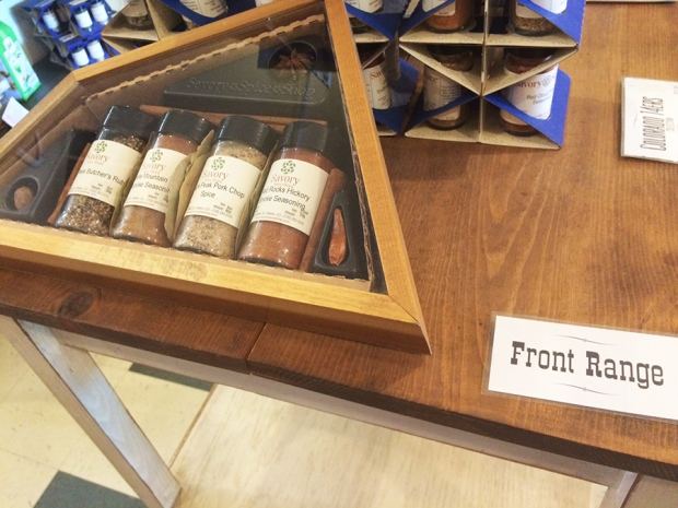 Front Range seasoning gift box, Savory Spice Shop in Littleton Colorado