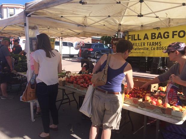 Parker farmers market 3