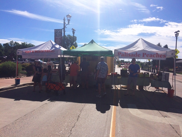 Parker farmers market