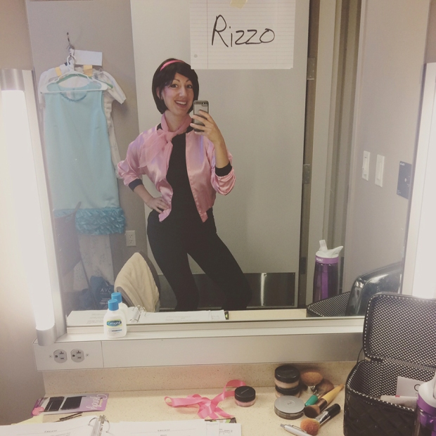 Rizzo Costume in Grease