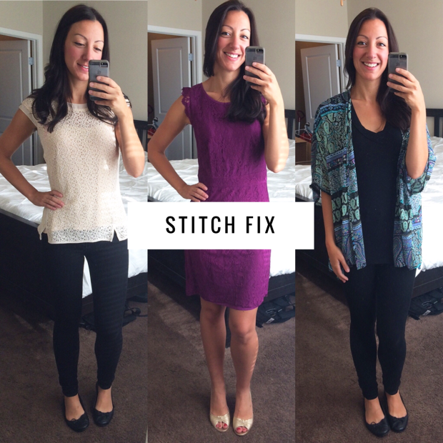 What I got in my 5th Stitch Fix shipment! | THE REAL LIFE Blog | Stitch Fix, fashion, style, clothing, clothes, dress, lace, kimono, shopping, blouse, work attire, outfits