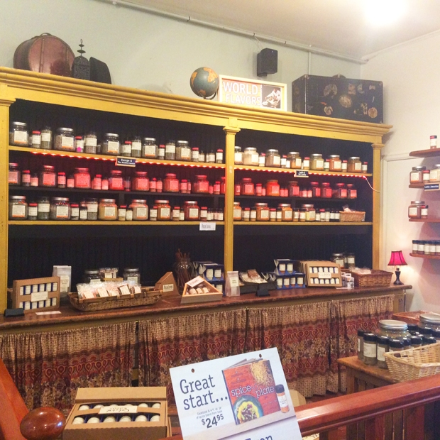 World Flavors, Savory Spice Shop in downtown Littleton, Colorado