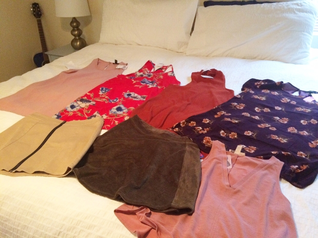 Fall haul from Forever 21