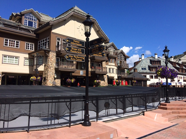 Day 2 of our stay at The Ritz-Carlton, Bachelor Gulch, Beaver Creek Village shops | THE REAL LIFE Blog | fitness, food, travel, lifestyle, Colorado, Denver, home design