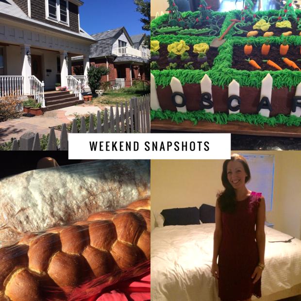 Weekend Snapshots