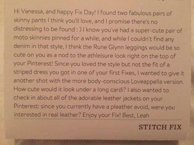 My Stitch Fix stylist just GETS me! My 7th Stitch Fix was a giant success! | THE REAL LIFE Blog | fashion, clothing, style, outfits, fitness, lifestyle, food