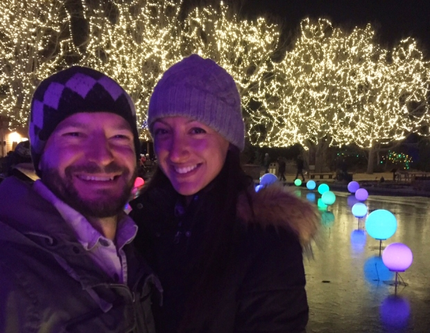 us-with-orbs-denver-botanic-gardens-blossoms-of-light