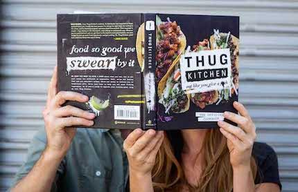 Authors of Thug Kitchen
