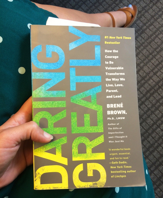 Daring Greatly by Brene Brown | Reading is to the mind what exercise is to the body!