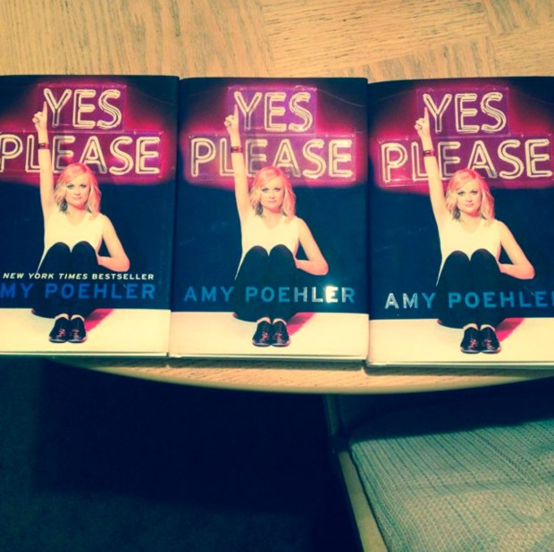 Yes Please by Amy Poehler | Reading is to the mind what exercise is to the body!