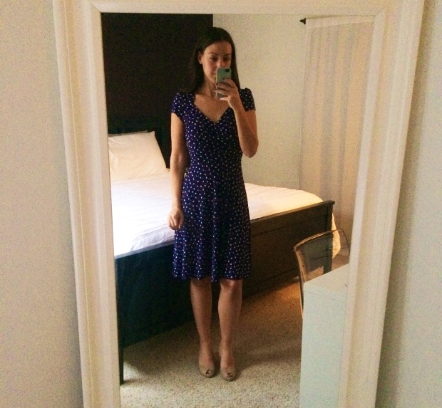 Lula Jersey Dress, $88   My 8th Stitch Fix: A Lesson in Feedback   THE REAL LIFE blog   fitness, food, fashion, and fun in Colorado