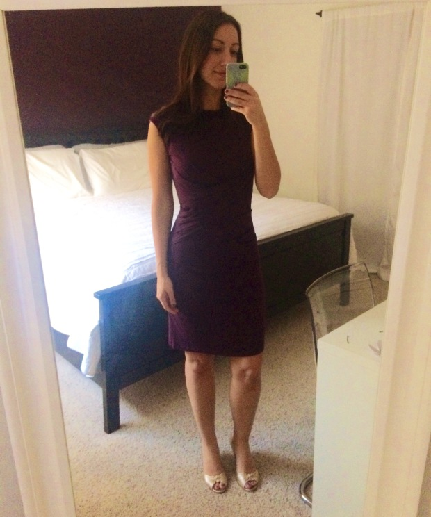 Mollee Knit Dress, $88, Stitch Fix   My 8th Stitch Fix: A Lesson in Feedback   THE REAL LIFE blog   fitness, food, fashion, and fun in Colorado