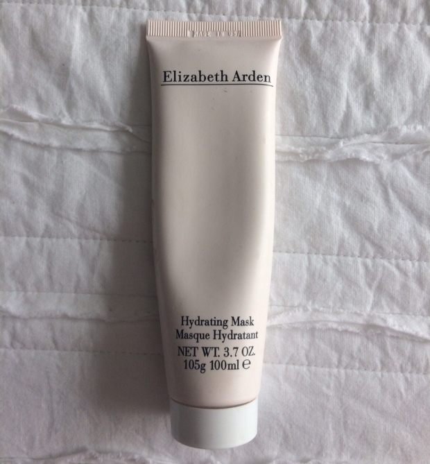 Elizabeth Arden Hydrating Mask beauty product review | THE REAL LIFE blog | food, fitness, fashion, and fun in Colorado