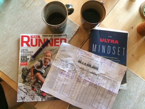Preparing half marathon training, the ultra mindset book, food and fitness blog