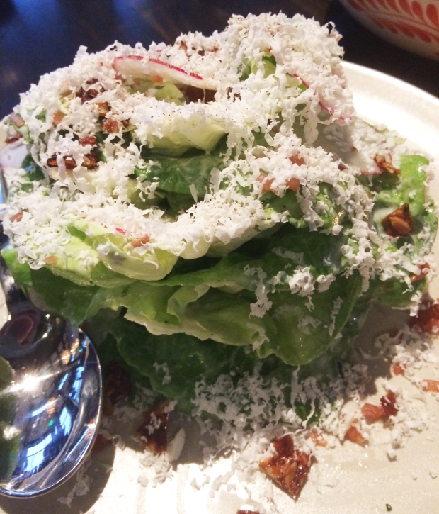 Butter Lettuce + Tarragon_Annette Scratch to Table restaurant in Stanley Marketplace, Aurora Denver Colorado