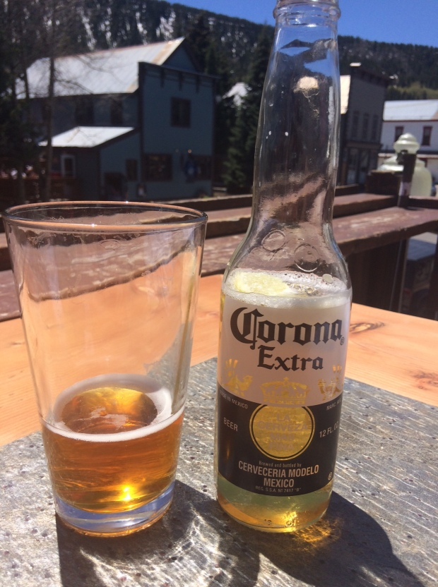 Beers at The Eldo, Crested Butte, Colorado