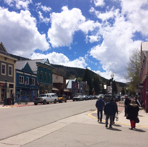 Elk Avenue, Crested Butte