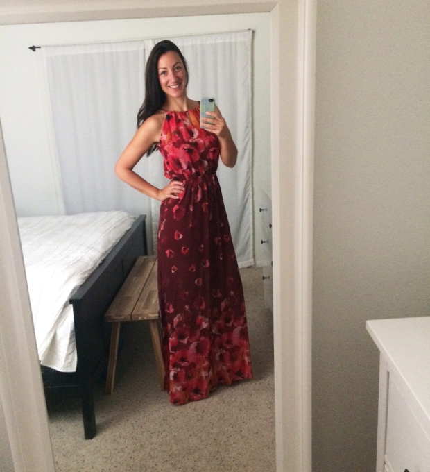 Stitch Fix for Summer_Ruby Maxi Dress hip pose