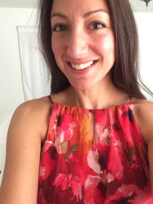 Stitch Fix for Summer_Ruby Maxi Dress keyhole neckline
